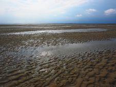 Free Mudflat, Sea, Shore, Sky Royalty Free Stock Photos - 111026998