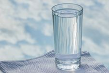 Free Water, Glass, Highball Glass, Liquid Royalty Free Stock Photography - 111027297