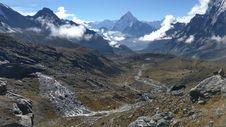 Free Mountainous Landforms, Mountain, Mountain Range, Valley Royalty Free Stock Images - 111027369