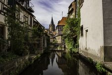 Free Waterway, Reflection, Water, Canal Royalty Free Stock Photo - 111027485