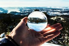 Free Photo Of Person Holding Ball Royalty Free Stock Photos - 111070098