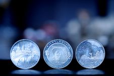 Free Close Up, Coin, Currency, Macro Photography Stock Photos - 111109103