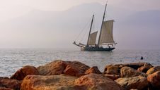 Free Sea, Sailing Ship, Tall Ship, Ship Stock Images - 111110994