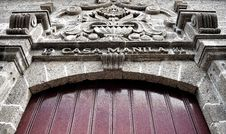 Free Low-angle Photo Of Casa Manila Stock Photo - 111170250