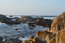 Free Coast, Sea, Shore, Rock Stock Photos - 111421963