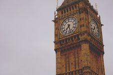 Free London Big Ben Royalty Free Stock Photography - 111457337