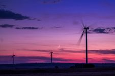 Free Wind Turbine, Wind Farm, Sky, Windmill Royalty Free Stock Images - 111482649