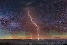Free Sky, Nature, Atmosphere, Thunder Royalty Free Stock Photos - 111483308