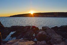 Free Sea, Sky, Horizon, Sun Stock Photography - 111484862