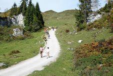 Free Mountainous Landforms, Mountain Range, Path, Mountain Stock Photos - 111486593