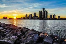 Free Skyline, Water, City, Sky Stock Photos - 111487683