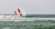 Free Windsurfing, Wave, Surfing Equipment And Supplies, Wind Wave Royalty Free Stock Photography - 111488187