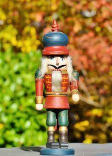 Free Nutcracker, Decorative Nutcracker, Christmas Decoration Royalty Free Stock Images - 111498009