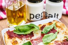 Free Dish, Cuisine, Food, Pizza Stock Photography - 111498302