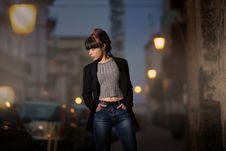 Free Light, Fashion, Girl, Outerwear Stock Photo - 111498400
