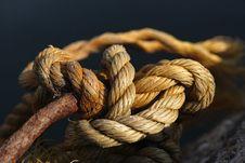 Free Rope, Close Up, Macro Photography Royalty Free Stock Photos - 111498818