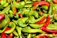 Free Chili Peppers Stock Photography - 11150122