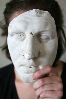 Free White Mask Royalty Free Stock Images - 11158599