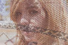 Free 10, Euros, Blonde Stock Image - 111545641
