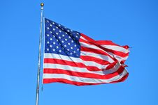 Free Administration, American, Flag Stock Images - 111615334