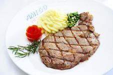 Free Steak, Meat, Sirloin Steak, Beef Tenderloin Royalty Free Stock Photography - 111642507