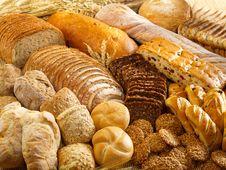 Free Bakery, Baked Goods, Bread, Whole Grain Stock Photography - 111642662