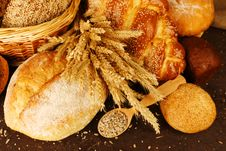 Free Baked Goods, Bread, Food, Whole Grain Stock Image - 111642701