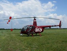 Free Helicopter, Helicopter Rotor, Aircraft, Rotorcraft Stock Photo - 111642770