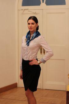 Free Clothing, Fashion Model, Standing, Fashion Stock Photo - 111643090