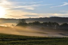 Free Sky, Dawn, Mist, Morning Royalty Free Stock Photo - 111643295