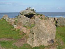 Free Rock, Promontory, Coast, Bedrock Stock Image - 111643331