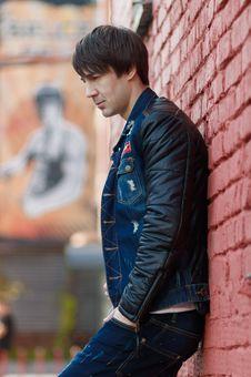 Free Blue, Jacket, Outerwear, Leather Jacket Royalty Free Stock Photo - 111643345