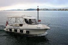 Free Boat, Water Transportation, Motorboat, Waterway Royalty Free Stock Photography - 111643357