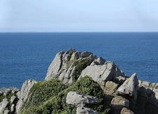 Free Coast, Sea, Rock, Cliff Royalty Free Stock Image - 111643606
