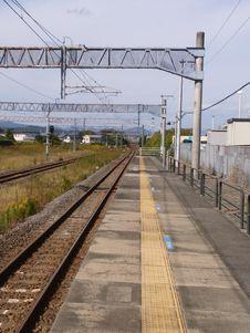 Free Track, Transport, Train Station, Rail Transport Royalty Free Stock Photo - 111643715
