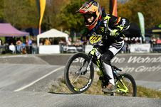 Free Cycle Sport, Bicycle Motocross, Bicycle Racing, Mountain Bike Royalty Free Stock Image - 111719486