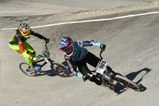 Free Cycle Sport, Bicycle Motocross, Extreme Sport, Cycling Stock Photography - 111719502