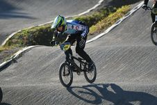 Free Cycle Sport, Bicycle Motocross, Cycling, Bicycle Racing Stock Images - 111719514