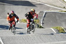 Free Cycle Sport, Bicycle Motocross, Cycling, Bicycle Racing Royalty Free Stock Photo - 111719555