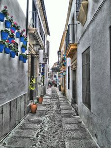 Free Road, Town, Alley, Street Royalty Free Stock Photography - 111719617