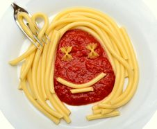 Free Al Dente, Bucatini, Spaghetti, Cuisine Stock Images - 111719804