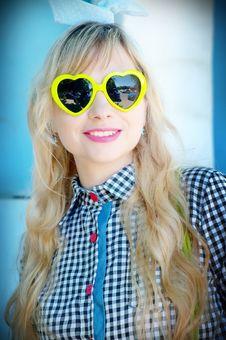 Free Eyewear, Hair, Vision Care, Sunglasses Royalty Free Stock Photos - 111719878
