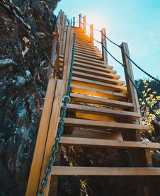Free Sky, Architecture, Stairs, Building Stock Photography - 111719912