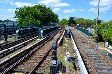 Free Track, Transport, Rail Transport, Train Station Stock Photos - 111719963