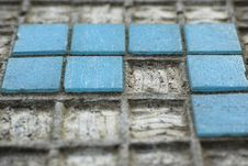 Free Blue, Wall, Road Surface, Cobblestone Stock Photography - 111719972