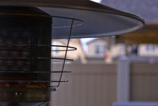 Free Close-up Photography Of Patio Heater Royalty Free Stock Photo - 111823735