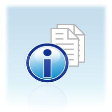 Free Information! Stock Image - 11195801