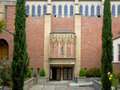 Free St. Jarlath Catholic Church Side Entrance, Oakland, CA Stock Photos - 1120213
