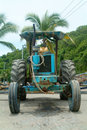 Free Old Tractor Royalty Free Stock Photos - 1122258