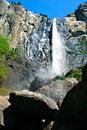 Free Bridal Veils Fall, Yosemite National Park Royalty Free Stock Photos - 1123578